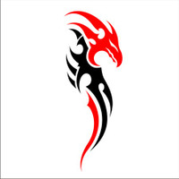 Dragon Decal #43 two color