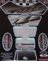 Yamaha Silver Fazer Tank Pad