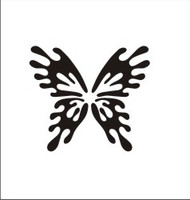 Butterfly Decal #10