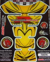 Suzuki Yellow Black R Factory Racing Tank Pad