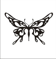 Butterfly Decal #13