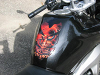 Chinese Dragon Motorcycle Tank Protector