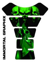 Grim Reaper Gun Green