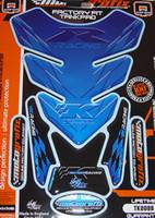Blue R Racing K Series Tank Pad