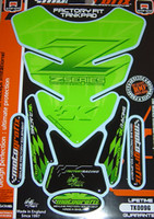 Green K Racing Z Series Tank Pad