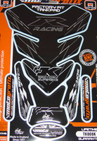 Black R Racing K Series Tank Pad