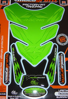Green R Racing K Series Tank Pad