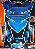 Blue K Racing Z Series Tank Pad