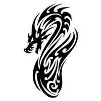 Tribal Dragon #13
