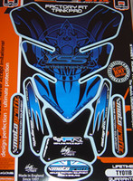 Blue YSS Streetsport Quadra Pad