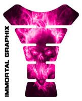 Exploding Skull Pink