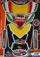 Yellow Italia Quadra Pad