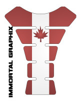 Canadian Flag Tank pad