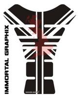 Black British Flag Design