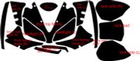 98-01 YZF R1 Full kit