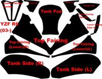 99-02 YZF R6 Full Kit