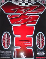 Red Yamaha R YZF Tank Pad