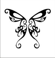 Butterfly Decal #1