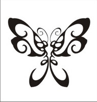 Butterfly Decal #2