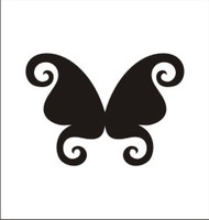 Butterfly Decal #6