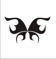 Butterfly Decal #8