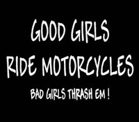 Good Girls Fitted T-Shirt