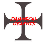 Maltese Cross Decal #1