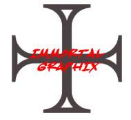 Maltese Cross Decal #1-1