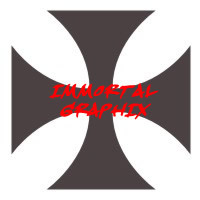 Maltese Cross Decal #4