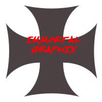 Maltese Cross Decal #5