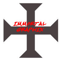 Maltese Cross Decal #6