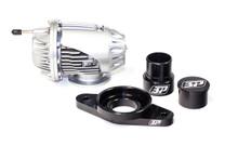 Mazdaspeed 3 HKS Bov kit black flange silver bov