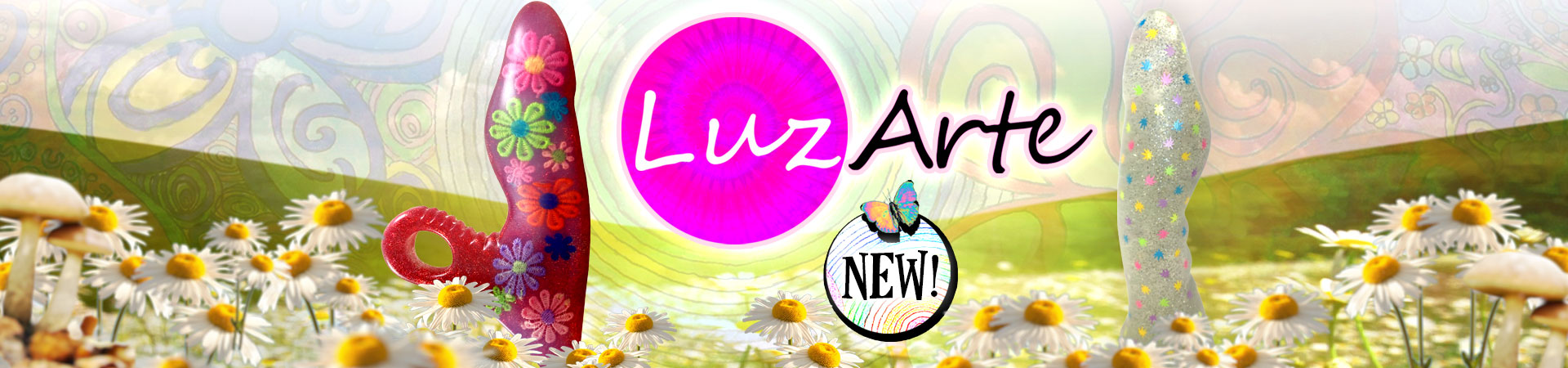 New From Luz Arte