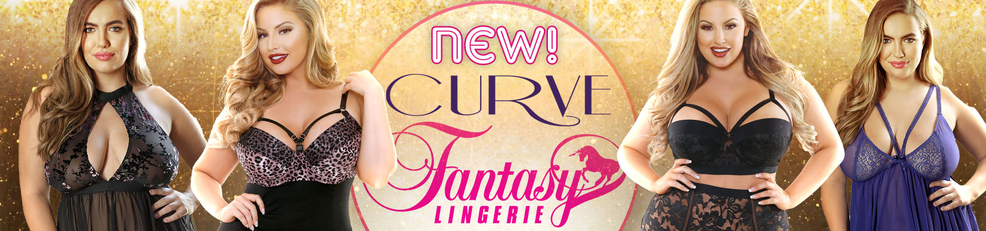 New Curve Fantasy Lingerie