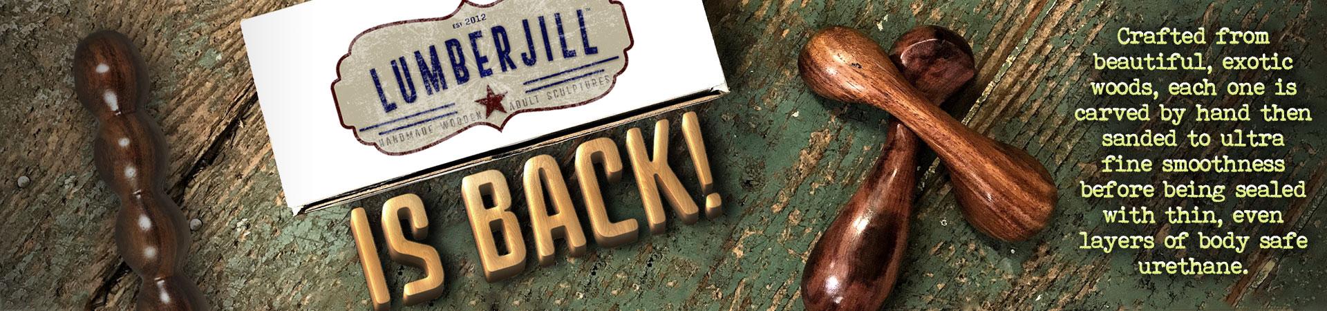 Lumberjill is back!