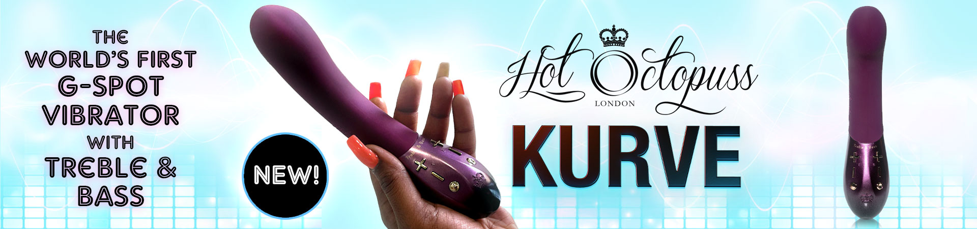NEW! Kurve From Hot Octopuss