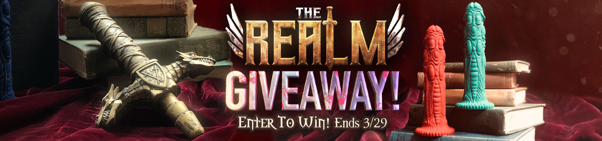 The Realm Giveaway - Enter To Win - Ends 3/29