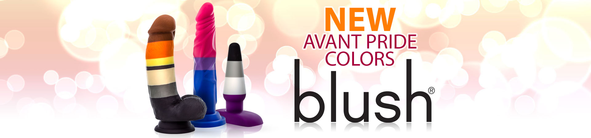 New Avant Pride Colors From Blush