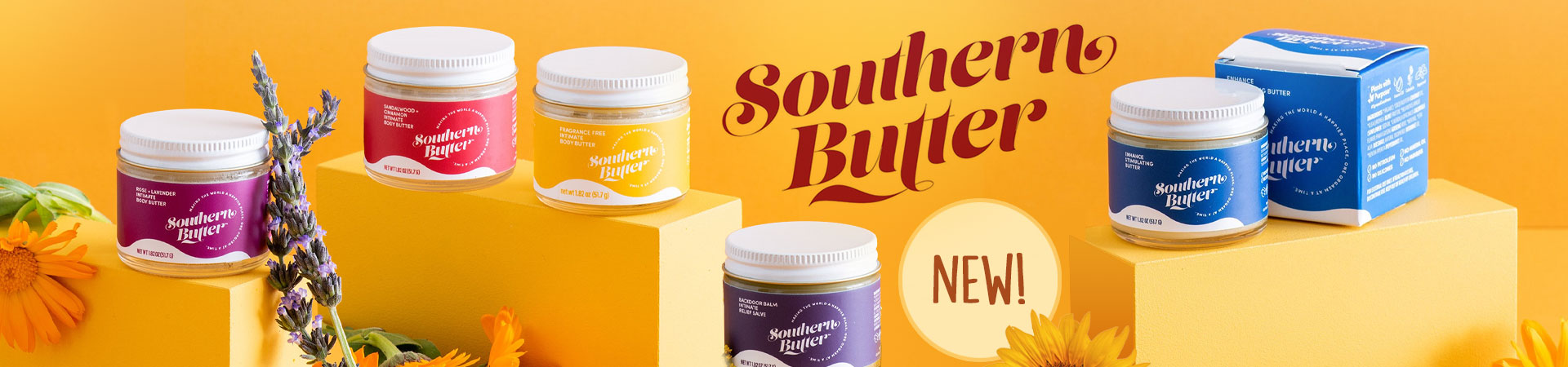 New Southern Butter