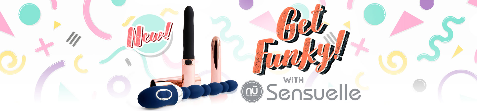 Get Funky With New Vibes From Nu Sensuelle!