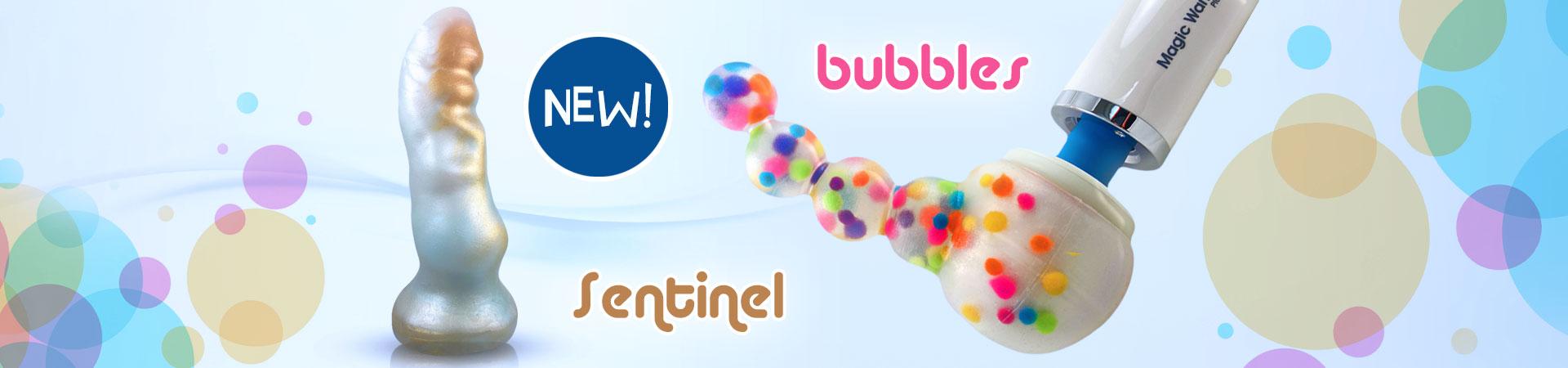 New Bubbles & Sentinel