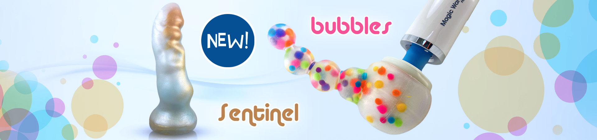 New Bubbles & Sentinel