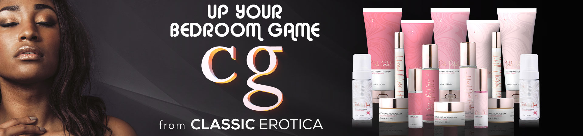 Up Your Bedroom Game By CG From Classic Erotica
