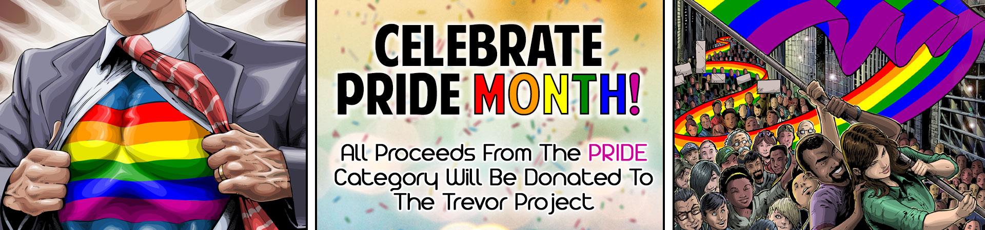 Celebrate Pride Month!