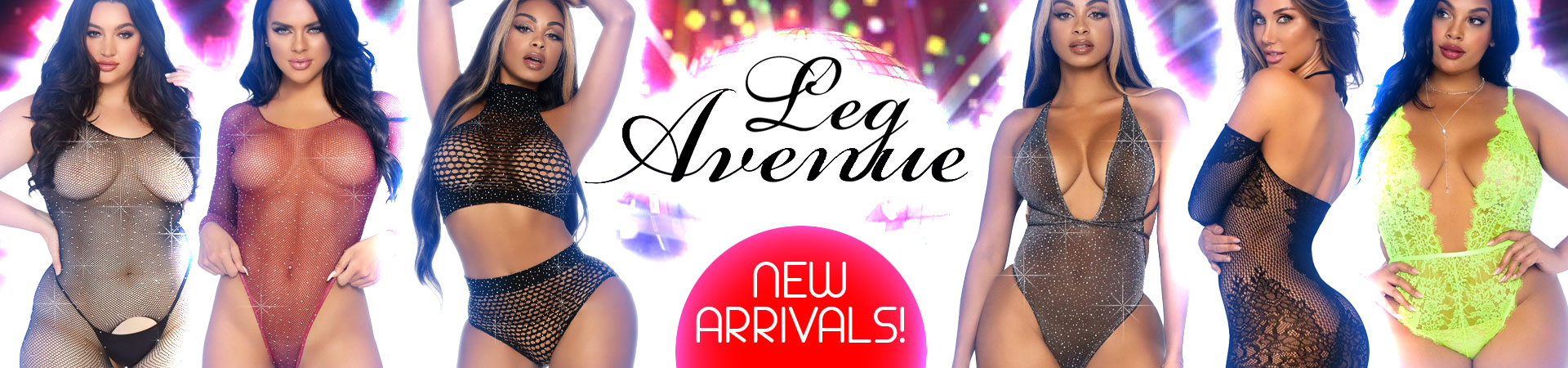New From Leg Avenue!