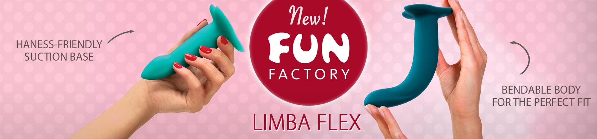 New Fun Factory Limba Flex!