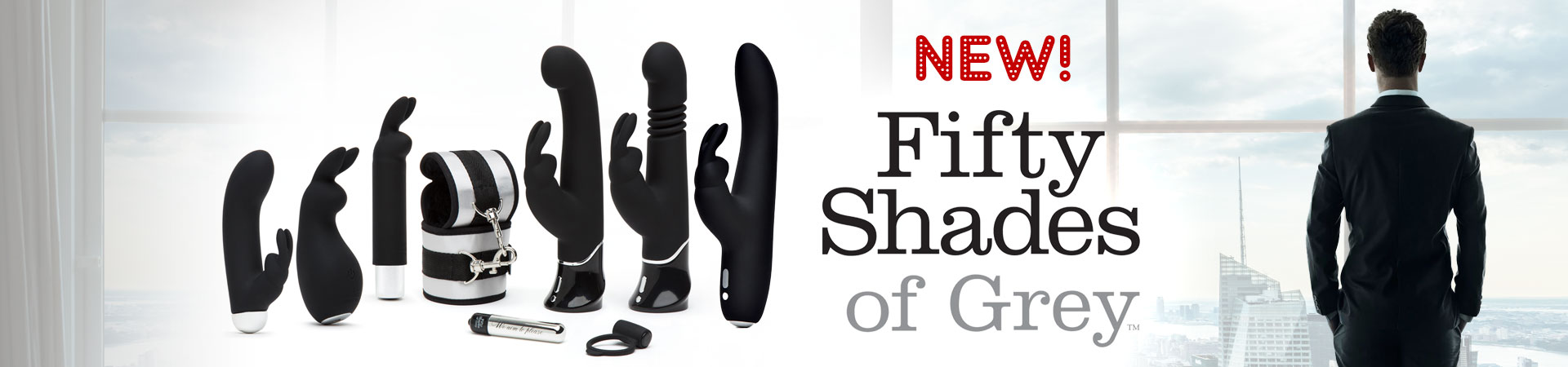 New Fifty Shades!