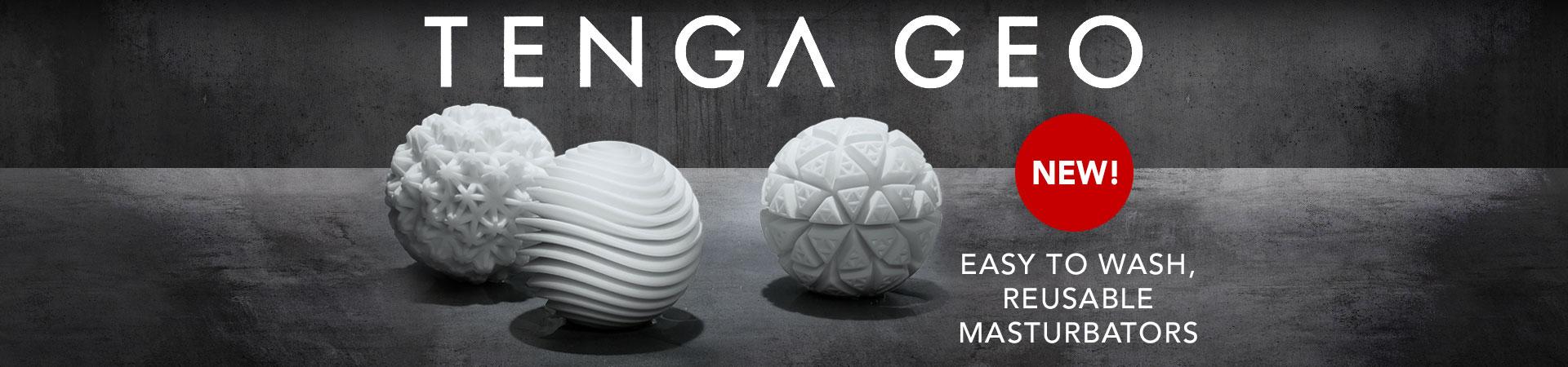 New Tenga Geo