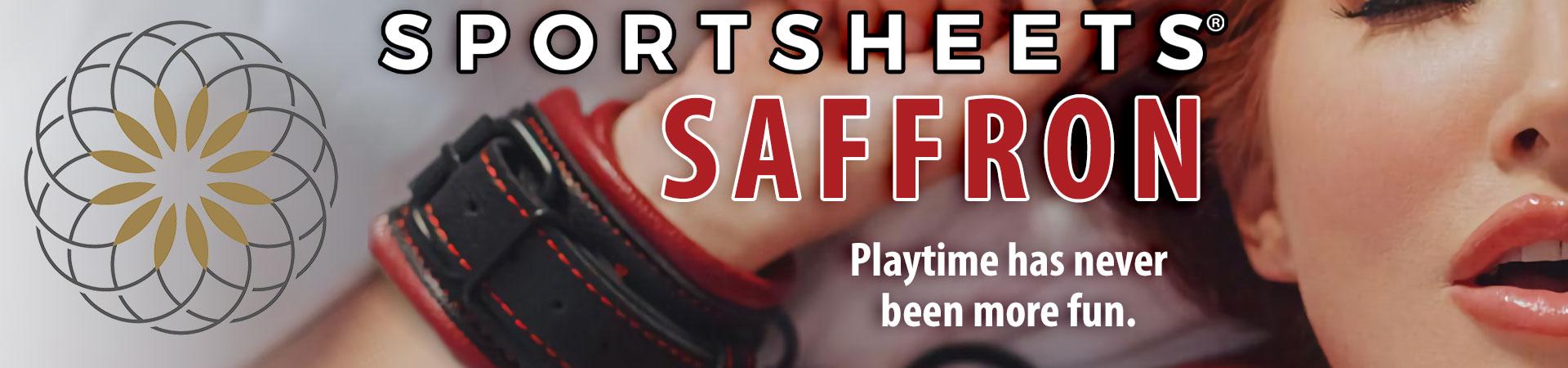 New Sportsheets Saffron!