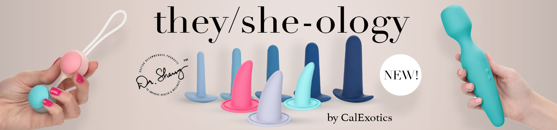 New They/She - Ology!